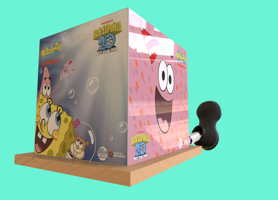 Nickalive Nickelodeon Brazil Announces The Bobbox A New
