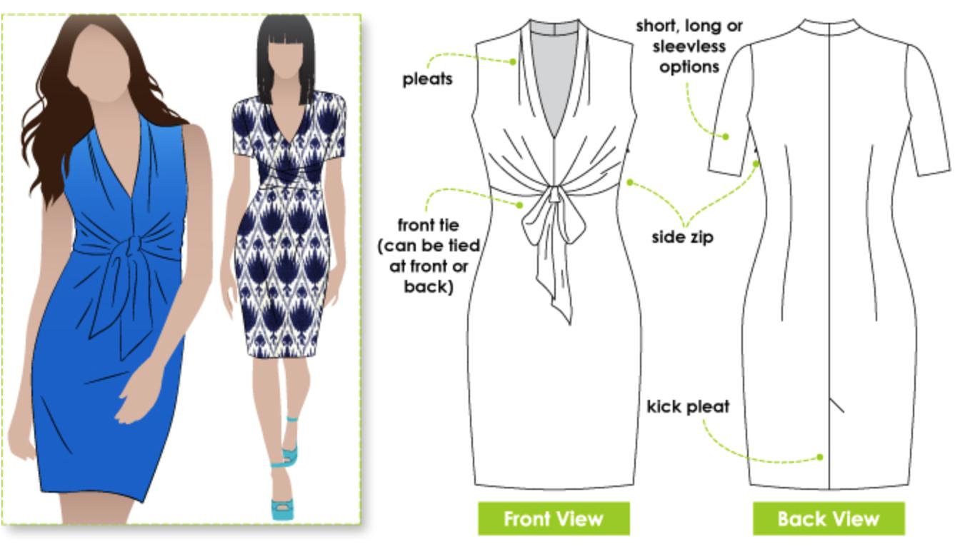 3 Mtrs Raspberry Stretch Crepe Jersey Medium Weight  Dress  Fabric