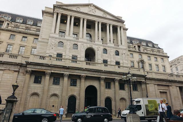 イングランド銀行(Bank of England)