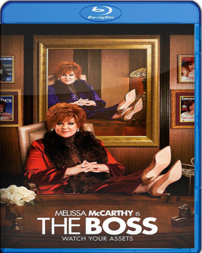 The Boss [2016] [BD25] [Latino] [2 in 1]