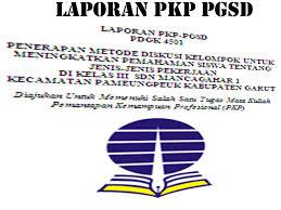 Download Laporan PKP FKIP-UT Lengkap dan Lampiran nya