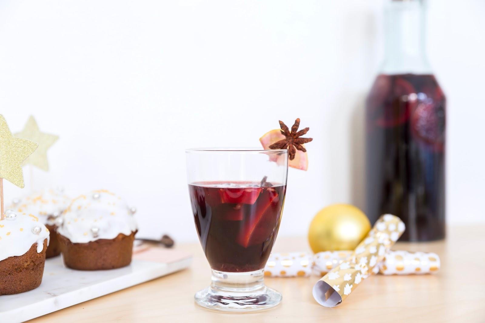 Vin chaud Noël recette
