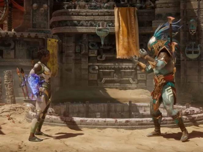 Lanzan nuevo tráiler del videojuego 'Mortal Kombat 11'