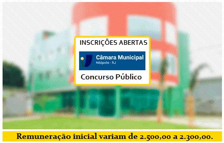 Apostila Câmara de Nilópolis concurso 2017 - Técnico Legislativo.
