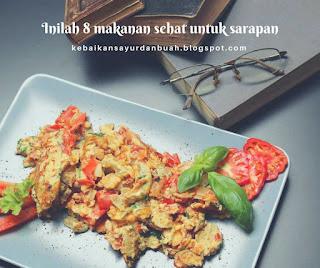 makanan sehat untuk sarapan