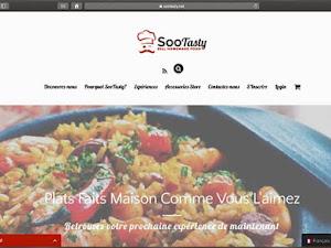 SooTasty : ou comment mettre vos talents de cuisinier à profit !