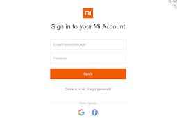 Cara Melacak Hp Xiaomi Dengan Gmail