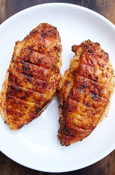 Air Fryer Sesame Chicken Breast