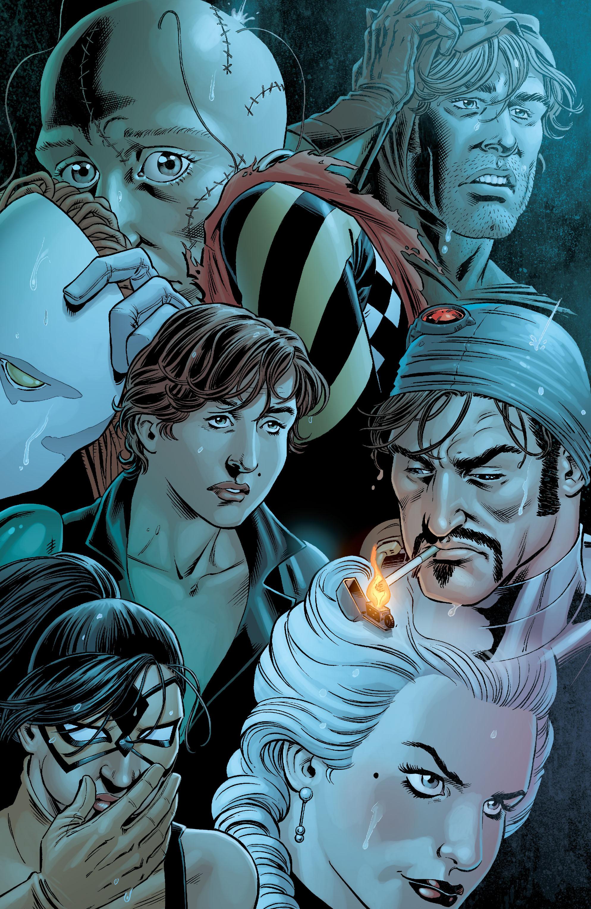 Read online Secret Six (2008) comic -  Issue #6 - 3