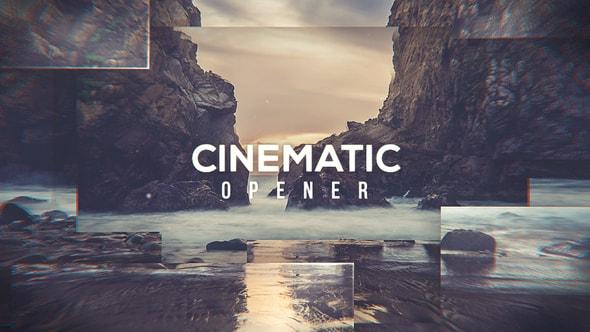 برومو سينمائي رائع للافتر افكت CS6 فأعلى وبدون فلاتر خارجية