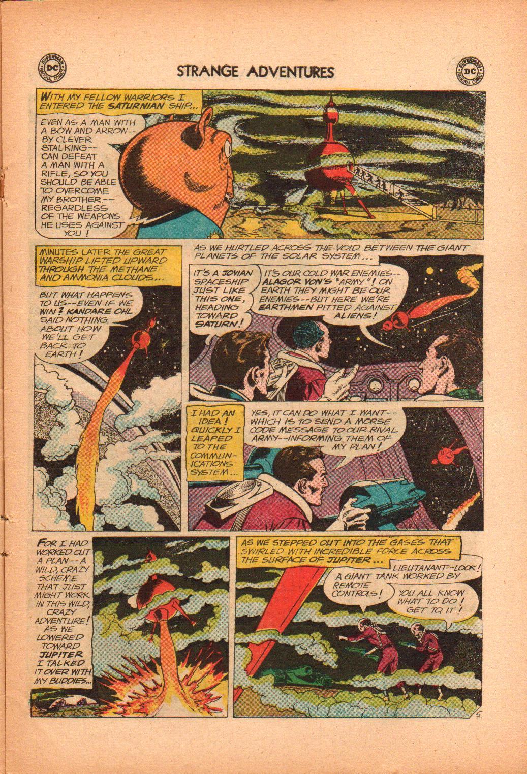 Strange Adventures (1950) issue 156 - Page 7