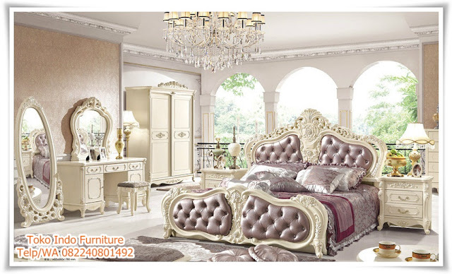Set Kamar Tidur Mewah