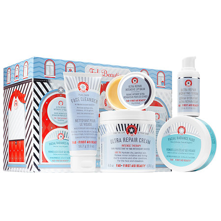 Holiday Gift List 2016: First Aid Beauty FAB Beautique