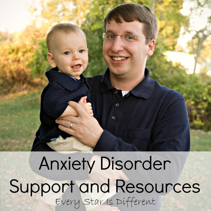 Anxiety Disorder Support and Resources