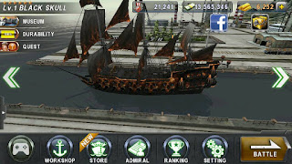 Download WARSHIP BATTLE: 3D World War II v2.0.8 Apk