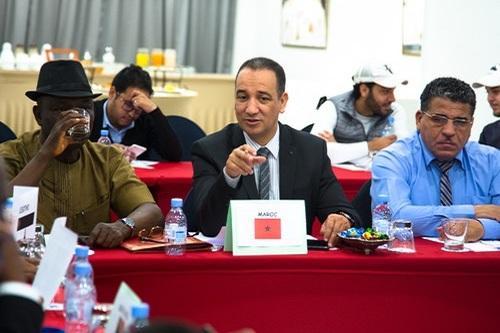"""المغربي محمد مستحسان رئيسا بـ""""النيابة"""" للاتحاد الدولي للملاكمة"""