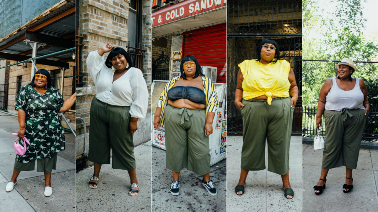 bb815705cd6ae You ll Want to Wear these Plus Size Gauchos Everyday Too