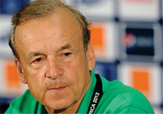 Opinion: Gernot Rohr: Off To A Roaring Start!