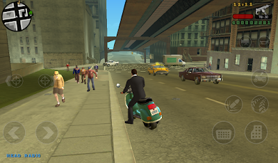 Grand Theft Auto: Liberty City Stories Apk Mod Android PPSSPP 2