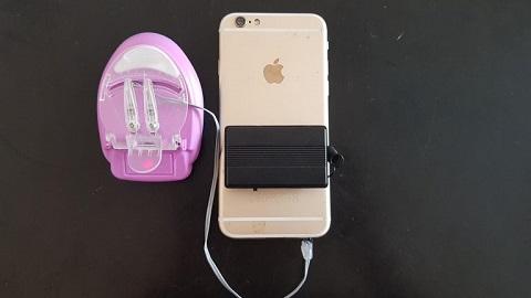 Thủ thuật đánh xóc đĩa bịp với điện thoại iPhone