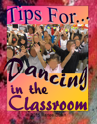Dance in Your Classroom
