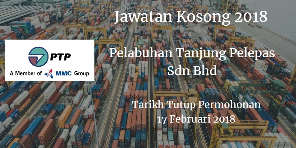 Jawatan Kosong PTP 17 Februari 2018