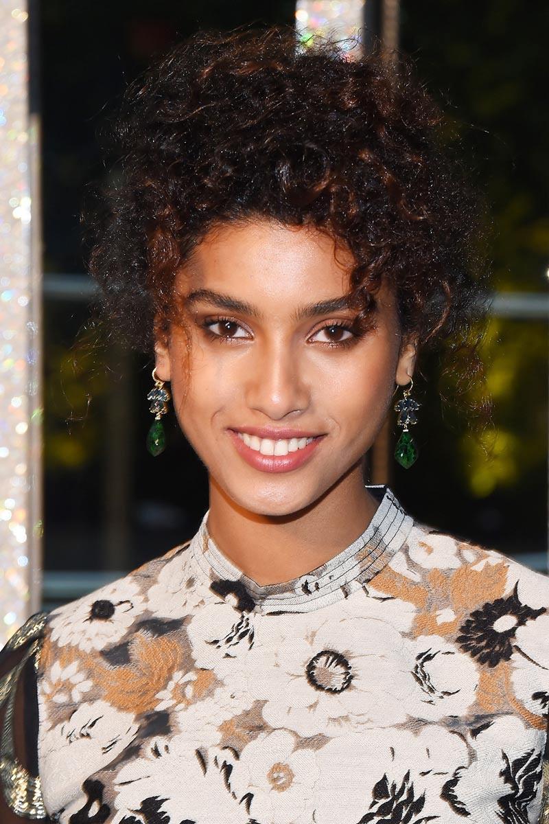 Ideas bonitas para peinados con rizos Fotos de cortes de pelo Consejos - La moda en tu cabello: Peinados recogidos con rizos 2017