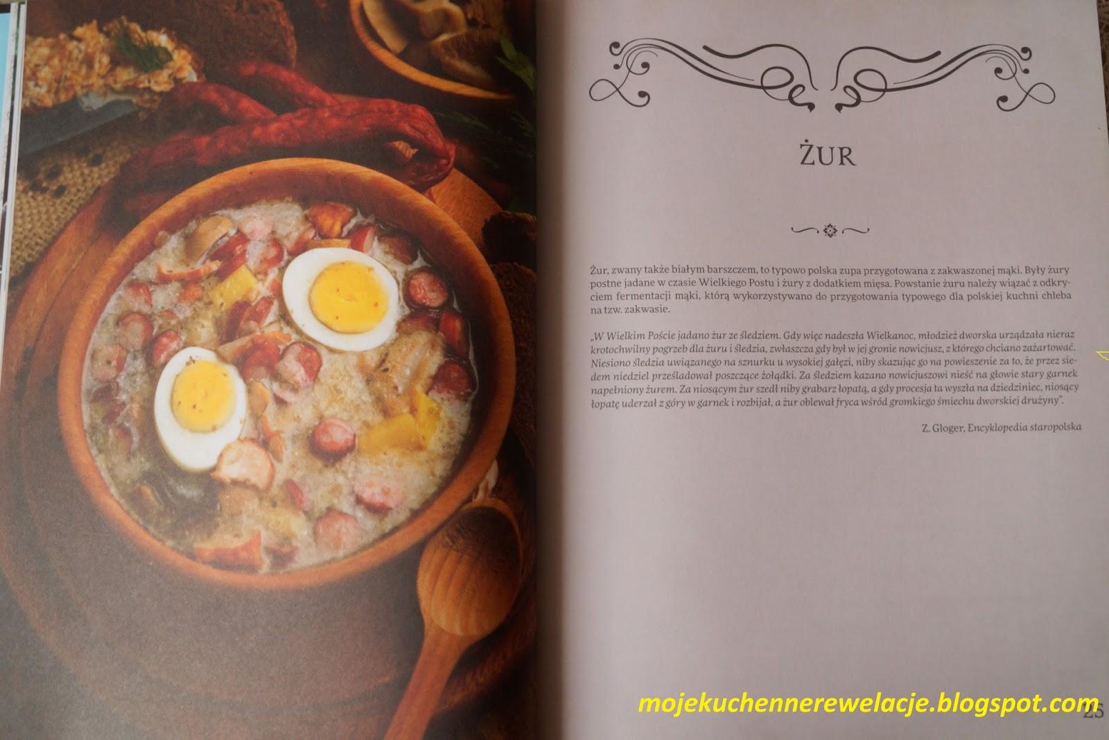 Moje Kuchenne Rewelacje Kuchnia Staropolska Recenzja I Konkurs