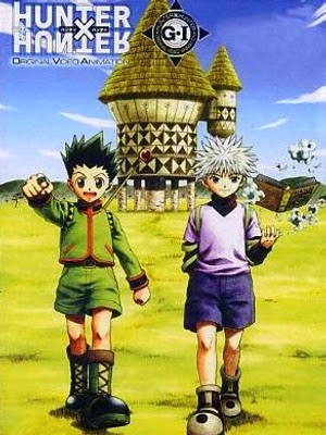 Hunter x Hunter Ovas 30/30 [Dual Audio][MEGA]