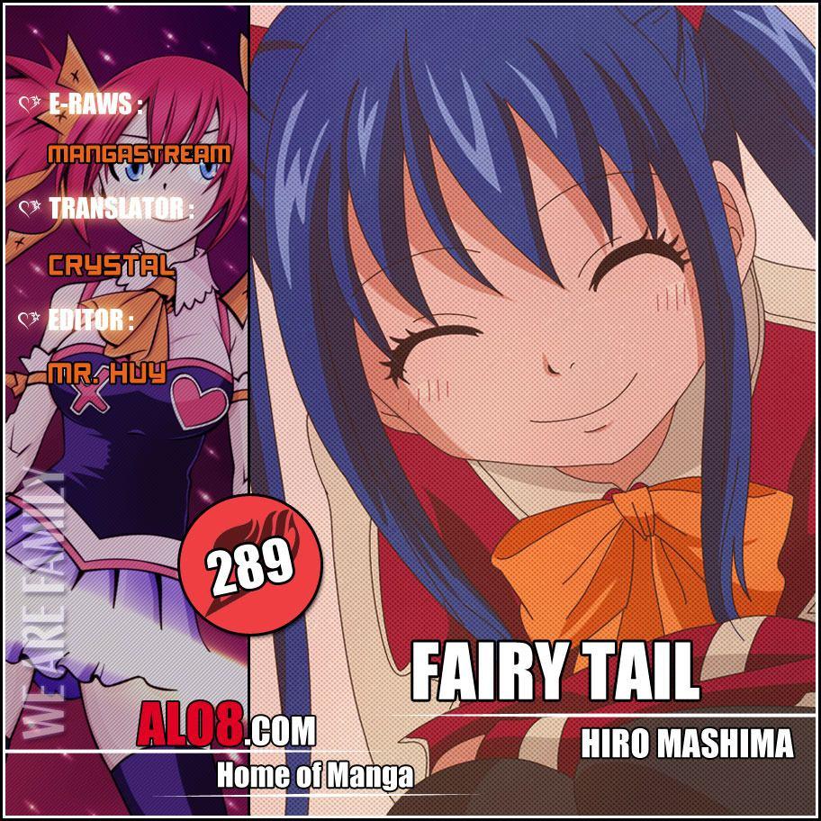 Fairy Tail chap 289 trang 1