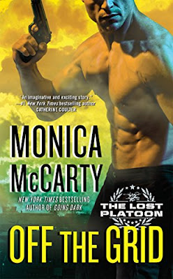 Book Review: Off the Grid, by Monica McCarty, 4 stars