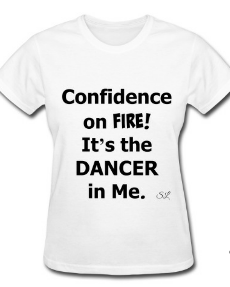 9129bd7da Whether you're a professional dancer or you just enjoy dancing for fun,  Dance and Dancer T-shirts by Lahart has got you covered.