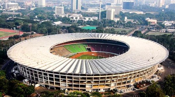 Persiapan Asian Games 2018, SUGBK Akan Pakai Rumput Kelas Dunia!