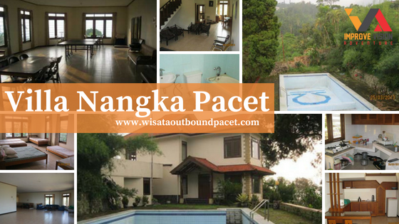 villa nangka pacet wisata outbound pacet improve vision