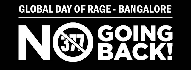 Global Day of Rage, Bangalore