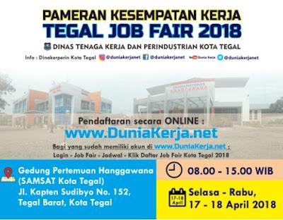 Info dan jadwal jobfair tegal 2018 - lokerind.com
