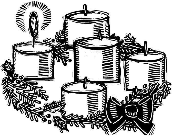 Advent hope. Mount hebron musings