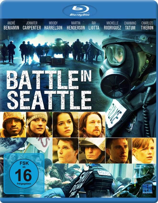 Battle in Seattle ปิดเมืองเดือดระอุ [HD][พากย์ไทย]