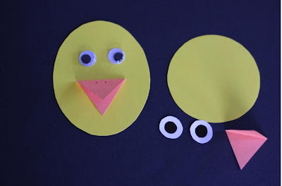 simple craft ideas for 4 year olds my craft ideas mini paper duck 8146