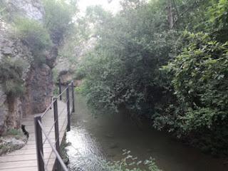 Ruta Circular río Guadalaviar. Foto: T.R.