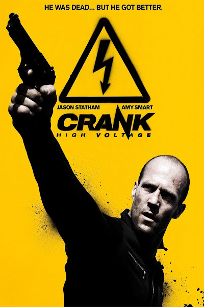 Poster of Crank 2 High Voltage (2009) UnRated Dual Audio [Hindi-DD5.1] 720p BluRay ESubs Download