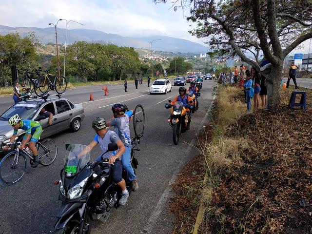 Protección Civil Táchira se desplegará en Circuito de la Vuelta