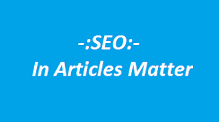 How to Write SEO Article for Your Blog Which Bring More Visitors