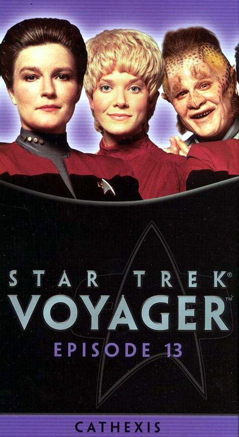 Star Trek: Voyager - Season 1 Episode 13: Cathexis