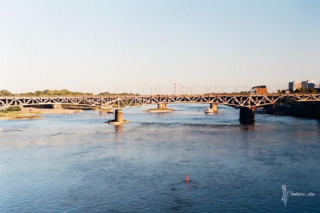Wisła, most, Warszawa