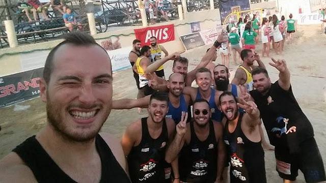 Κύκλωπες Αλεξανδρούπολης και Σπάρτακος πρωταθλητές Ελλάδας στο Beach Handball