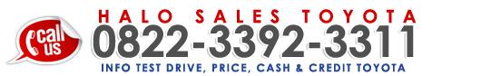 Halo Sales toyota Surabaya