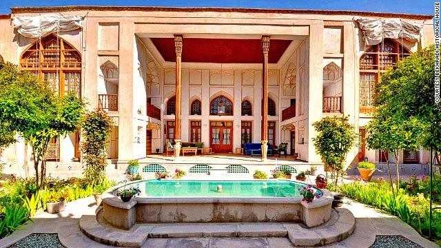5 Destinasi Wisata Terbaik di Negara Iran
