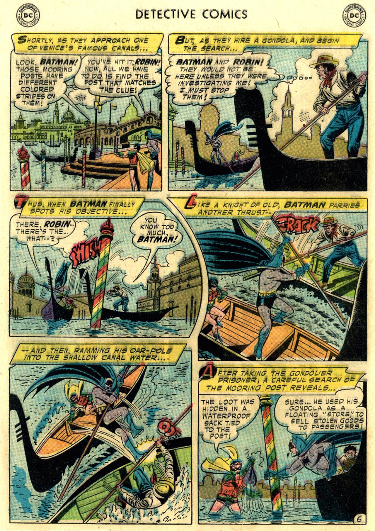 Read online Detective Comics (1937) comic -  Issue #248 - 8