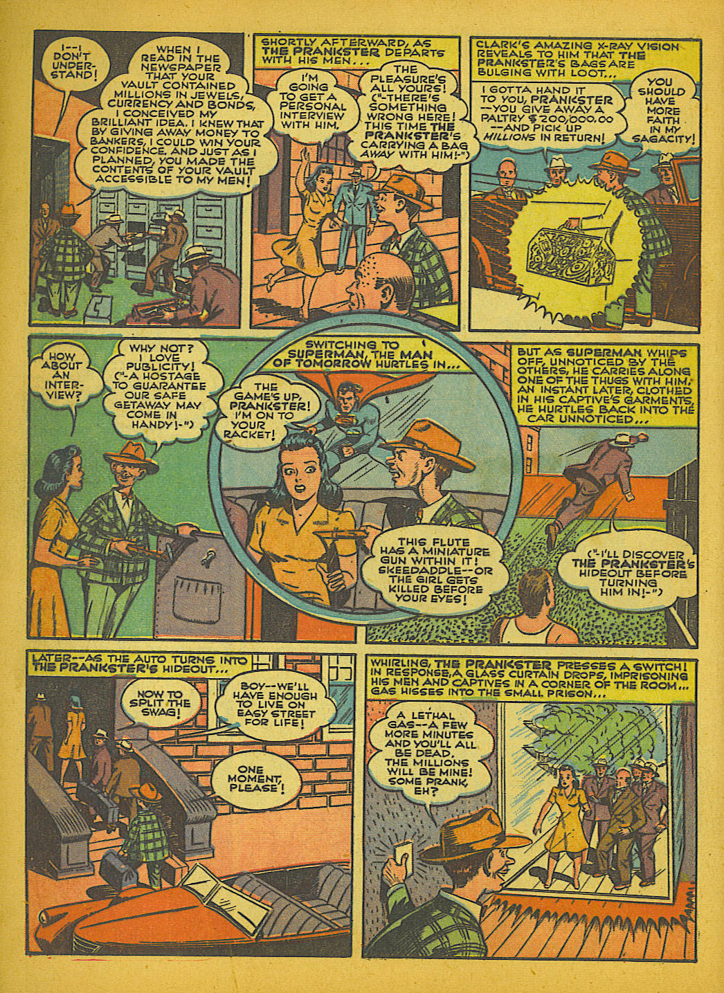 Read online Action Comics (1938) comic -  Issue #51 - 15